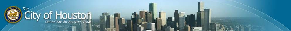 Header Banner Image Featuring Houston Skyline